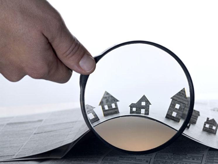Zinsen für Baufinanzierungen gesunken