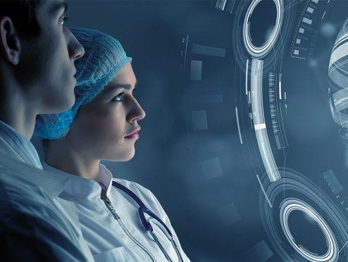 Die Zukunft in der medizinischen Versorgung