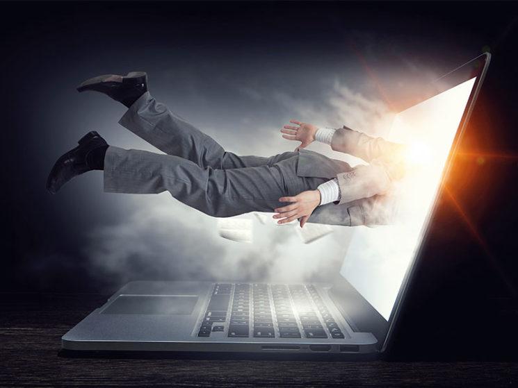 Makler gehen beim Thema Cyberschutz auf Kunden aktiv zu