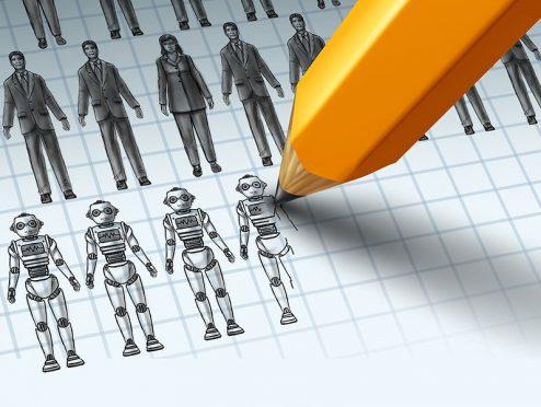 Zwischen Benefit und Mythos – Wohin geht die Reise mit Robotic Process Automation?