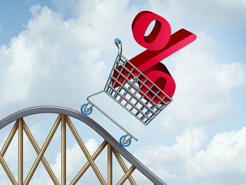 Unternehmenskredite: Zinsniveau erreicht historischen Tiefstand