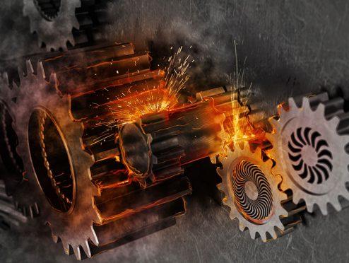 Anlagenausfälle verursachten fast ein Drittel aller Sachschäden
