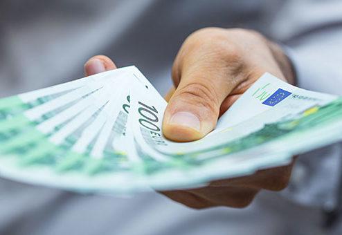 10.000 Euro extra und dann?