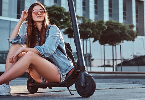 Umfrage zeigt: Wenig Interesse an E-Scootern in Deutschland