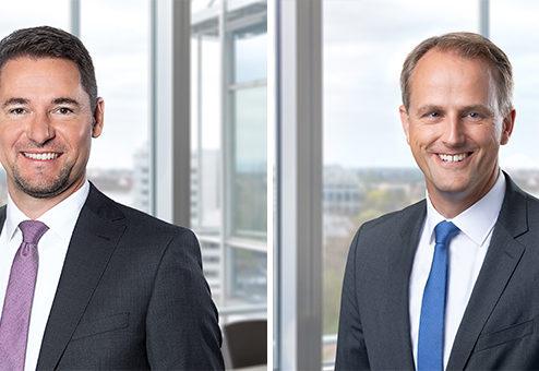 Wechsel in der Geschäftsleitung von Swiss Life Deutschland