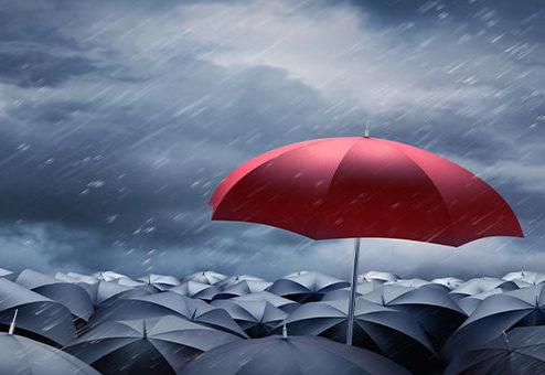 Elementarschadenversicherung: Der Starkregen und die Hausratpolice