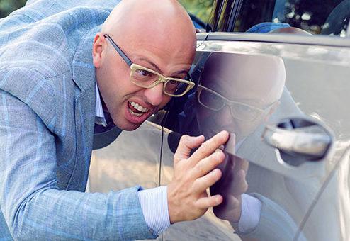 Autowerkstatt haftet nicht für Schäden auf Kundenparkplatz