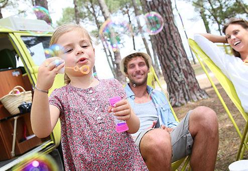 Camping-Inhaltsversicherungen: Jetzt für die nächste Saison rüsten