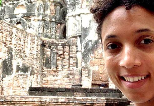 INTER spricht mit Malaika Mihambo über ihren Weitsprung-WM-Titel