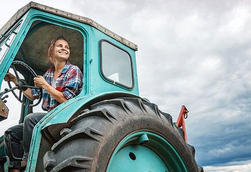 LVM: Versicherungsschutz für landwirtschaftliche Mobilgeräte