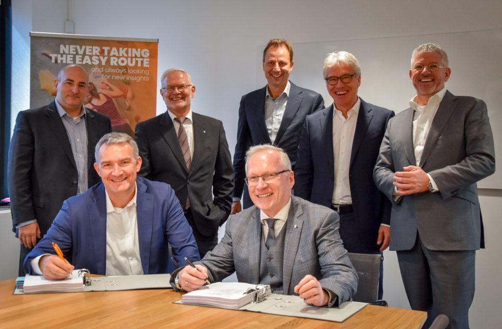 Zusammenarbeit zwischen GVV und Keylane wird besiegelt