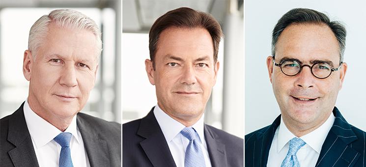 Veränderungen im Vorstand von Allianz Deutschland und AGCS