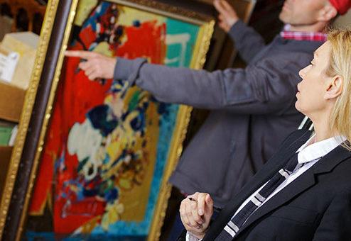 Generali bietet Versicherungsschutz für Kunstsammler