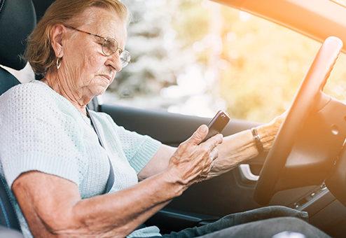 Kfz-Versicherung: Ab 70 steigen die Preise deutlich