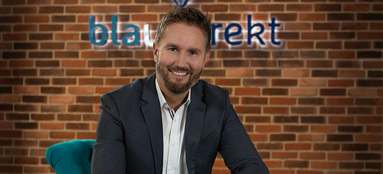 blau direkt: Torsten Labbow wird Director Sales