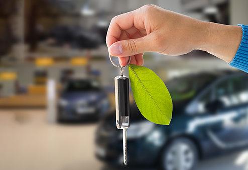 HDI ermöglicht CO2-neutrales Autofahren