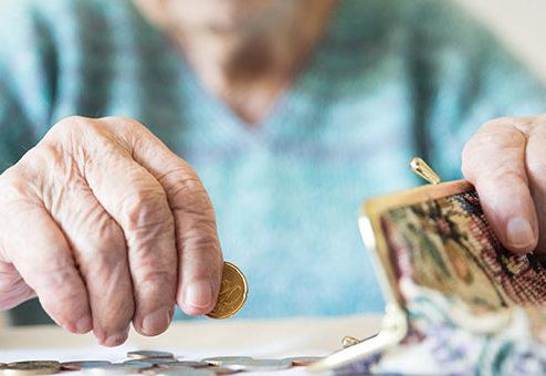 Die Grundsicherung und die verdeckte Altersarmut