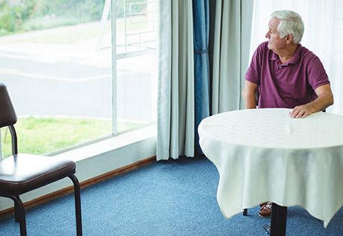 Wohnen im Alter: Deutsche machen sich erst spät Gedanken
