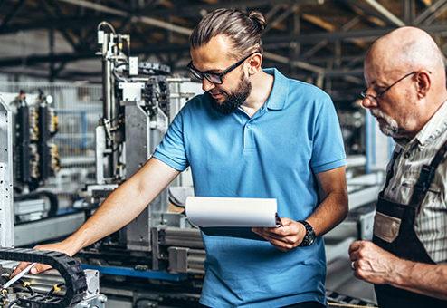 Württembergische überarbeitet Maschinenversicherung