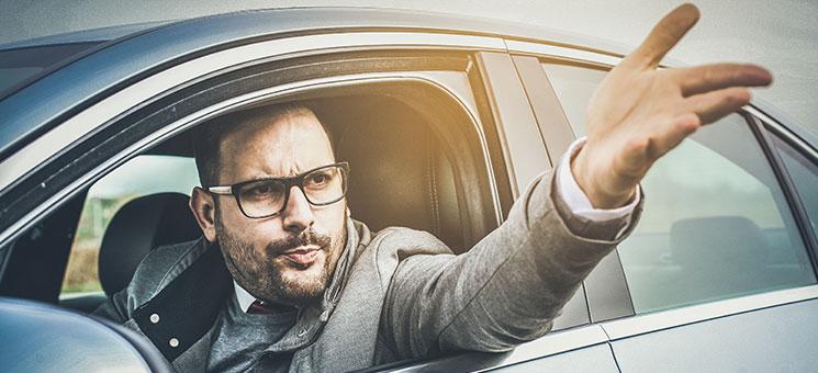 Unfall beim Rechtsüberholen – Überholer nicht immer schuld