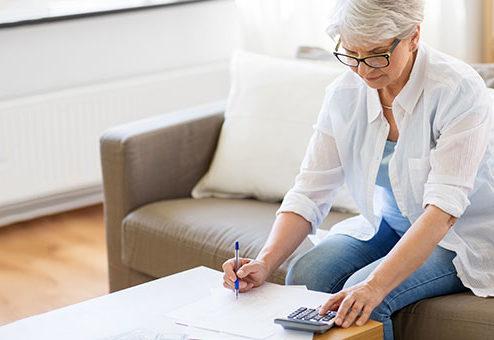 Altersarmut: Vor allem Frauen betroffen