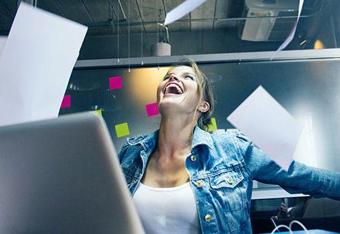 Studie zeigt: Mehr Effizienz durch agile Arbeitsweisen