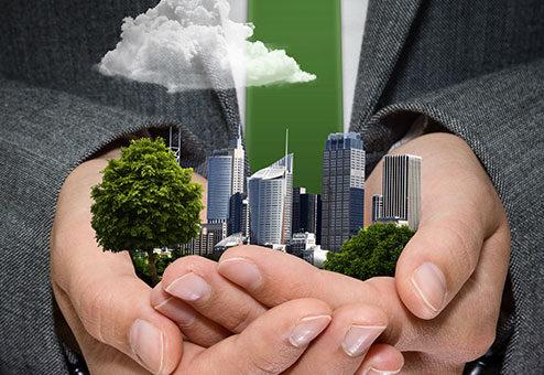 Noch Aufholbedarf bei Nachhaltigkeit bei Versicherungen und Banken