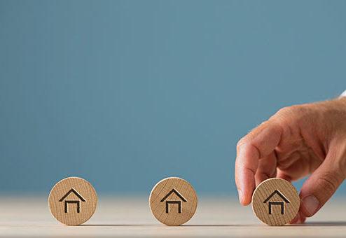 Anzahl der Hypothekendarlehen gestiegen