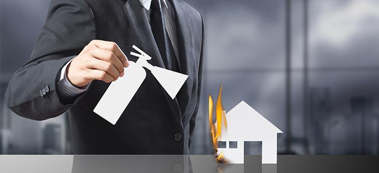 Anspruch auf Neuwertspitze in Gebäudeversicherung