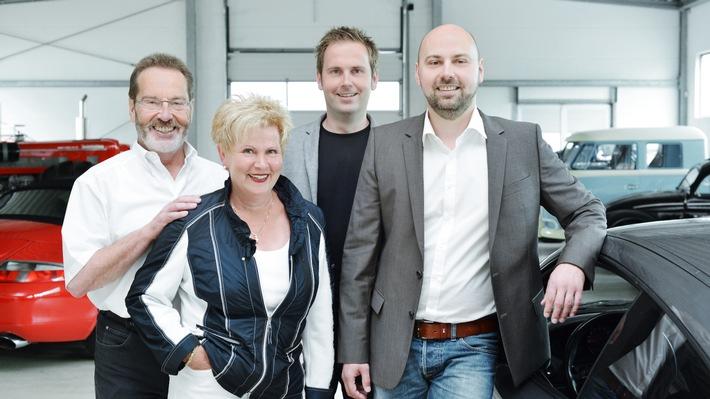 Erstes staatlich geprüftes Pfandkredithaus mit TÜV Zertifizierung