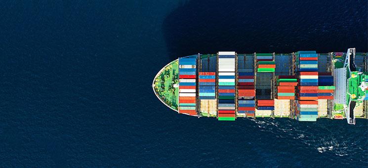 R+V hilft, den Warenverkehr zu sichern