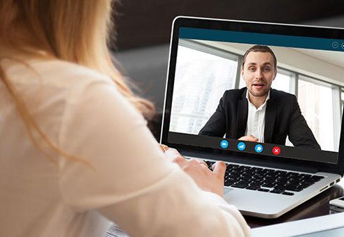 Kostenfreie Video-Chat-Lösung für Versicherungsmakler:innen