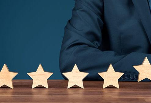 M&M Rating Berufsunfähigkeit mit vielen sehr guten Bewertungen