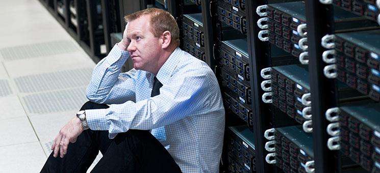 Maschinenbauer unterschätzen IT-Risiken