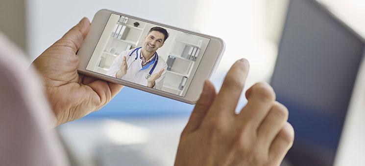 TeleClinic: GKV-Versicherte können kostenfrei Videosprechstunde nutzen