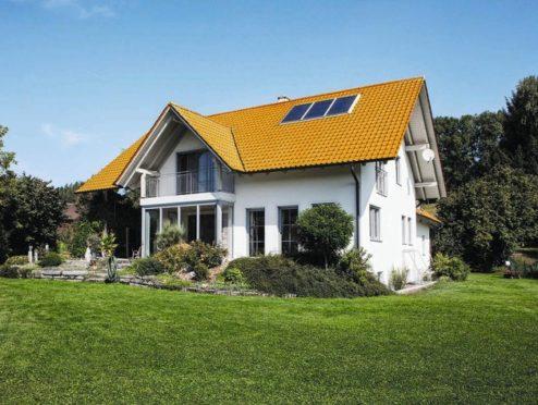 Wohngebäudeversicherung mit Dreifach-Garantie von Helvetia Deutschland