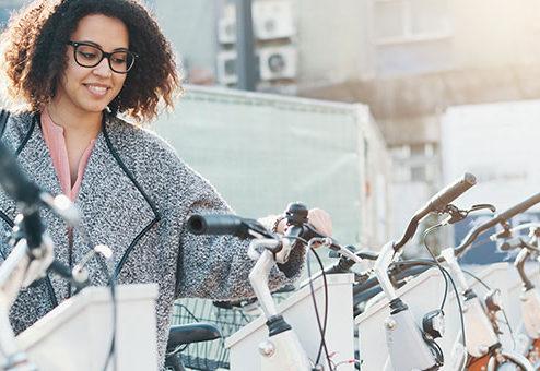 Neue Fahrrad-Mobilität: Wie beliebt sind Bike-Sharing und Co.?