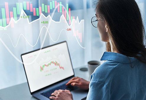 Frauen sind erfolgreicher an der Börse