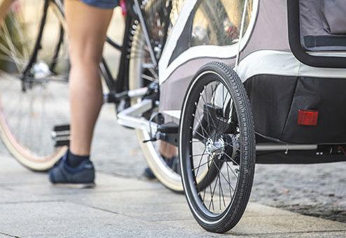 hepster bietet Fahrradanhängerversicherung