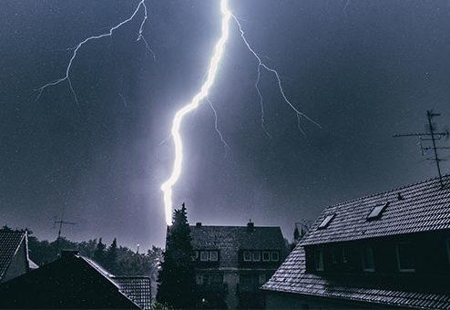 Schäden in Höhe von 200 Millionen Euro durch Blitze