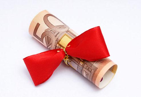 HALLESCHE: Beitragsrückerstattung in Höhe von 73 Millionen Euro