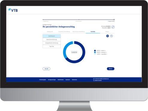 VTB Direktbank überarbeitet Robo-Advisor VTB Invest