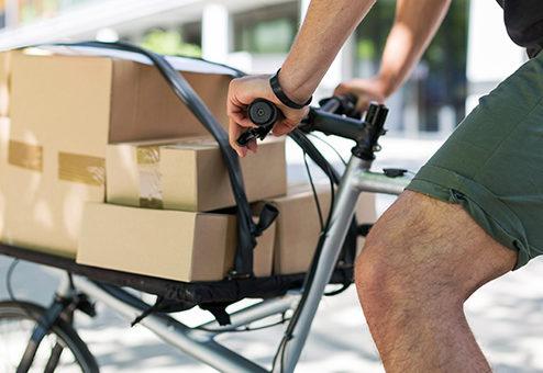 Business auf zwei Rädern: Neue Lösungen für Lasten- und Diensträder