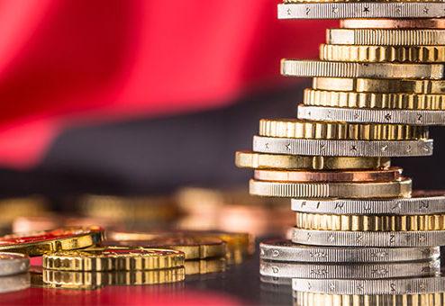 Finanzvermögen: Deutsche schneiden im europäischen Vergleich gut ab