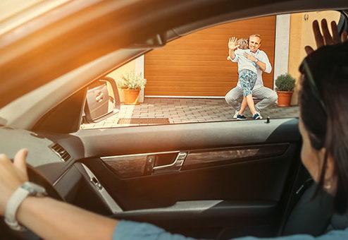 Wer eine Stunde fährt, spart beim Hauskauf