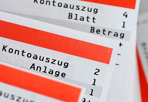 Bundesweit sind 40 Girokonten noch kostenlos
