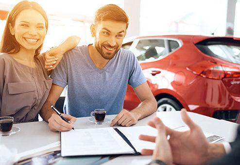 Autokredite in Deutschland häufigste Finanzierung