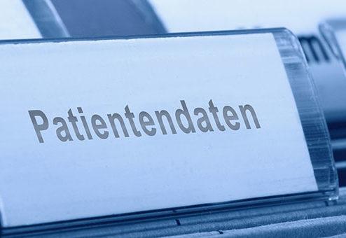Elektronische Patientenakte längst überfällig