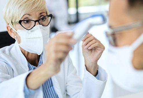 Continentale-Studie 2020: Zufriedenheit mit Gesundheitswesen erreicht Rekordwert