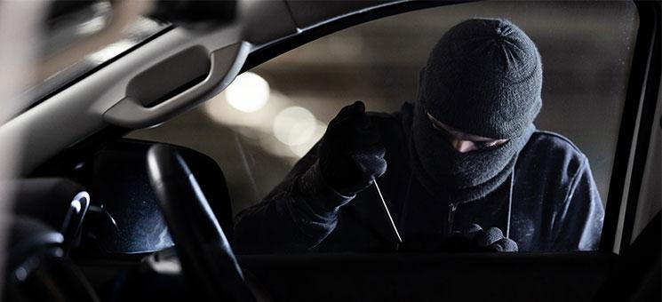 Zahl der gestohlenen Fahrzeuge gesunken